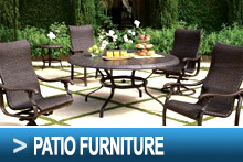 Wide Selection of Patio Furniture
