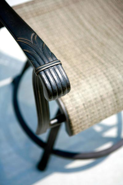Ashmost Chair Detail