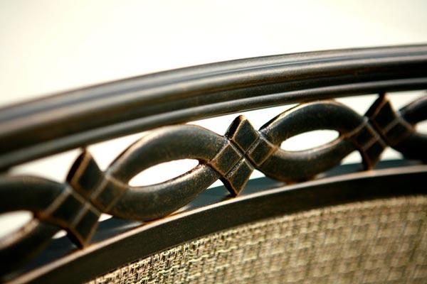 Ashmost Chair Detail