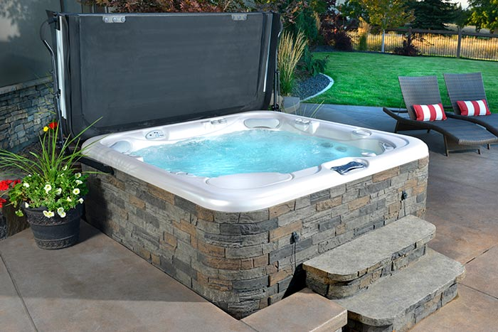 Smartop Hot Tub Cover