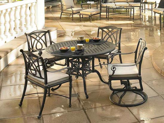 Gensun Grand Terrace - Patio Furniture