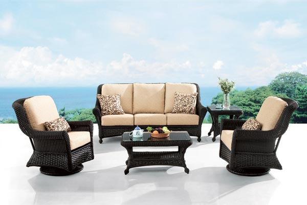 Wicker Patio Furniture Cushions  FPCdining