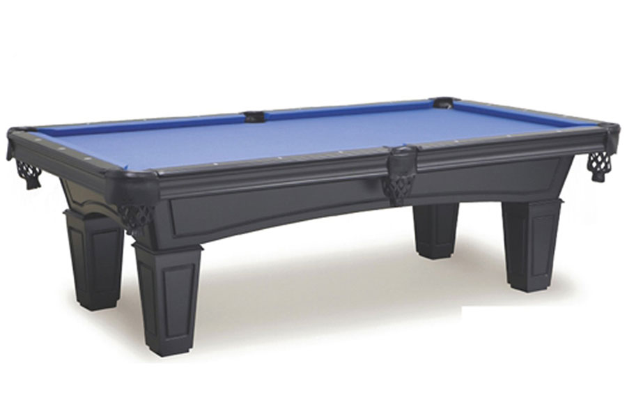 Shadow 8ft Pool Table, Black