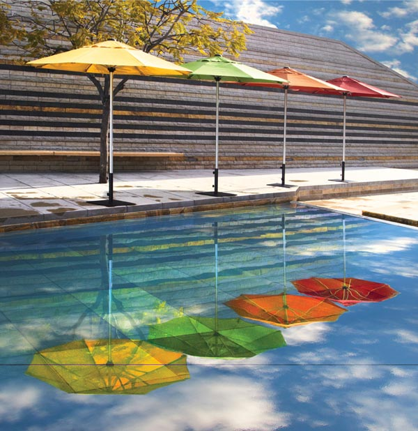 Multi Umbrellas - Patio Furniture