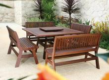 Jensen Leisure Amber Beechworth Furniture Set